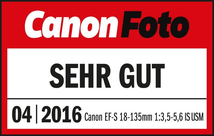 CanonFoto 04/2016: Sehr gut