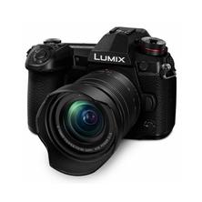 Panasonic G9 Body schwarz mit LUMIX G Vario 12-60mm /3.5-5.6 ASPH. / POWER O.I.S. product photo