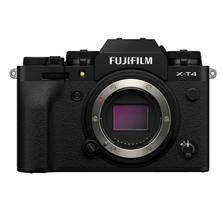 Fujifilm X-T4 Gehäuse schwarz product photo