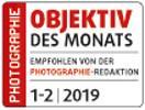 Photographie 1-2/2019: Objektiv des Monats