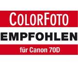 Colorfoto: Empfohlen für Canon 70D